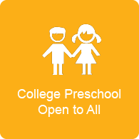 Preschool open to all