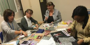 Scrapbooking for Wellbeing