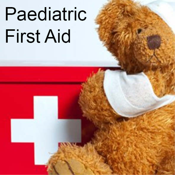 Paediatric First Aid Courses Accredited and Non-Accredited