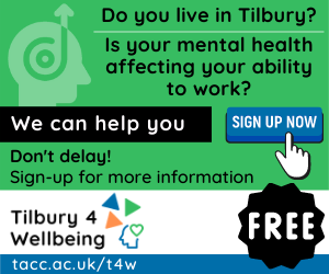Sign-up for more information about the Tilbury 4 Wellbeing free project